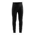 Warm Comfort Pants J - Black