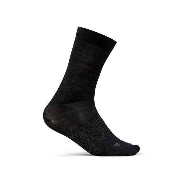 2-Pack Wool Liner Sock