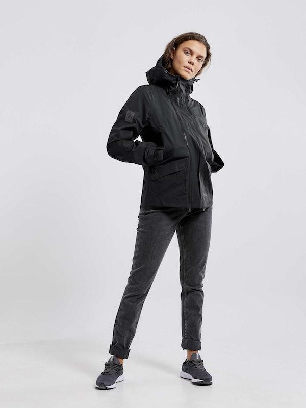 Polar shell jacket W