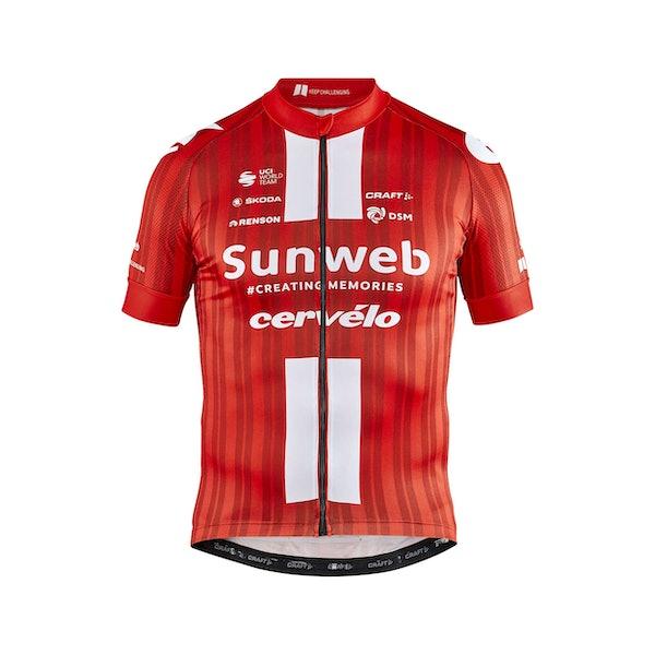 Team Sunweb Replica Ss Jersey M