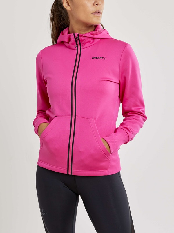 Charge Sweat Hood Jacket W