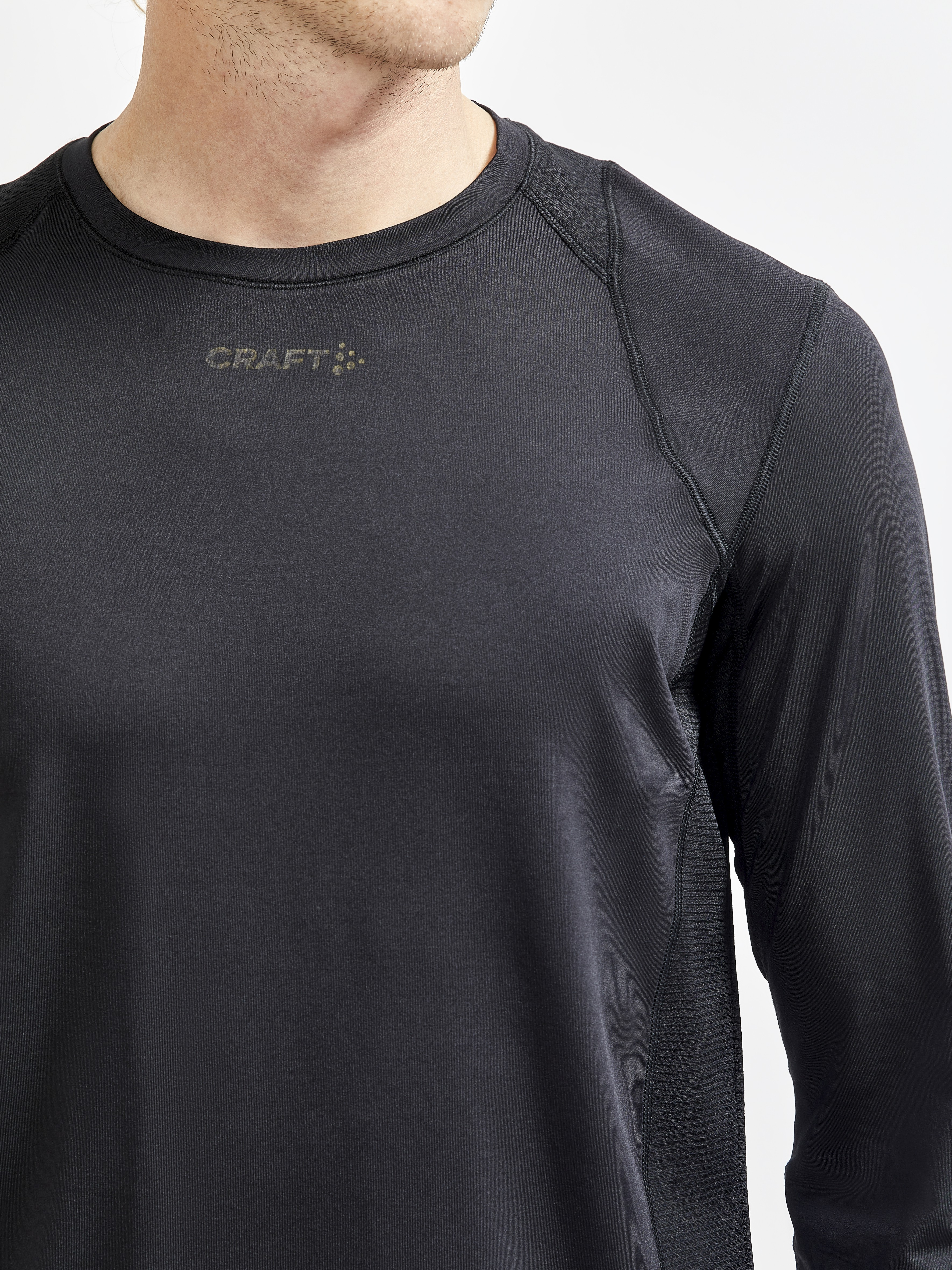 Craft Training Advance Essence Ls Maillots Homme