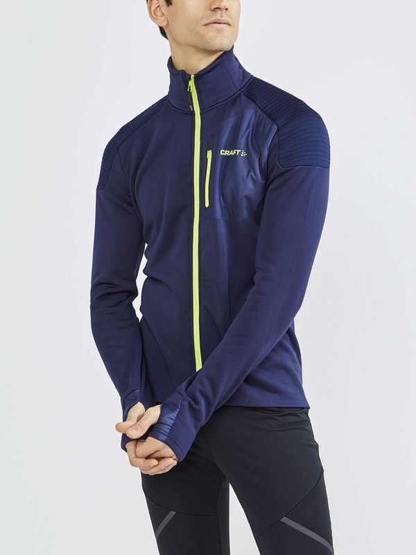ADV Tech Full Zip Midlayer M