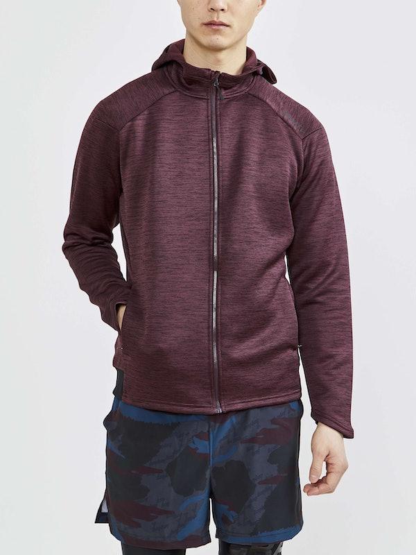 ADV Charge Zip Hood Jacket M