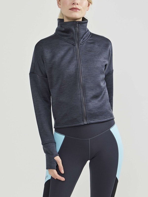 ADV Charge Sweat Jacket W