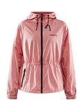 ADV Charge Wind Jacket W - Rosa