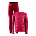 CORE Dry Baselayer Set J - Pink