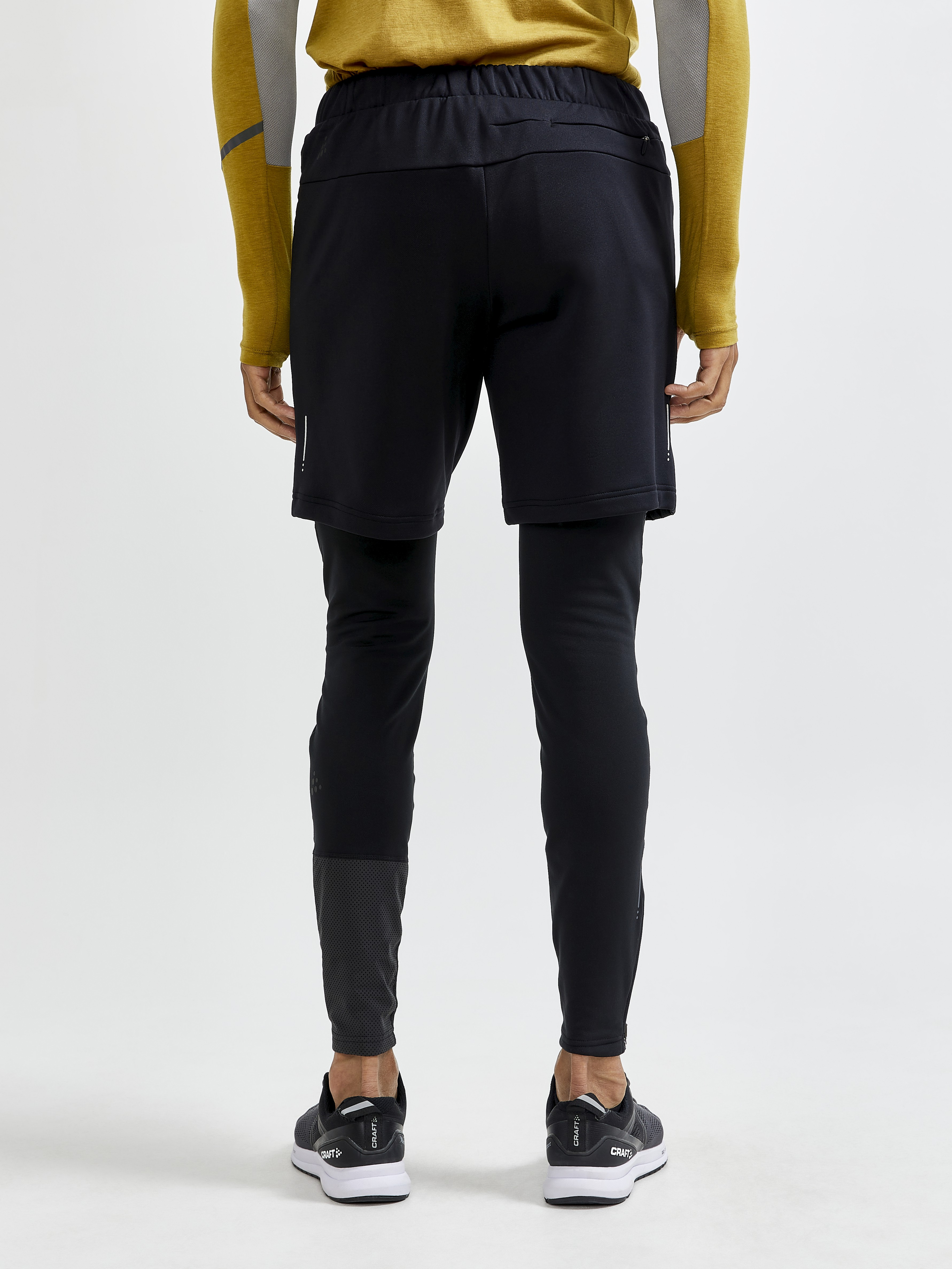 Craft Lumen SubZ Shorts Herren Black 2020 Laufsport Shorts
