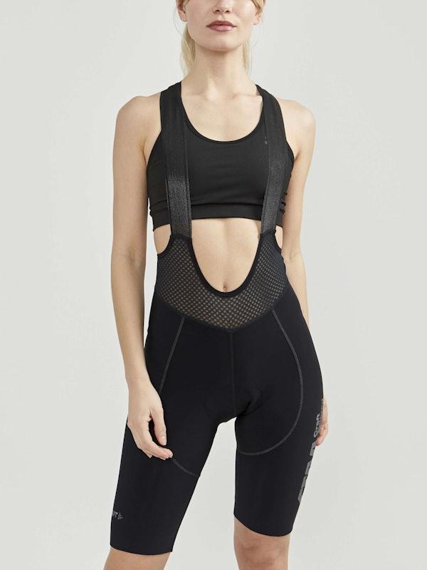 CTM Thermal Bib Shorts W
