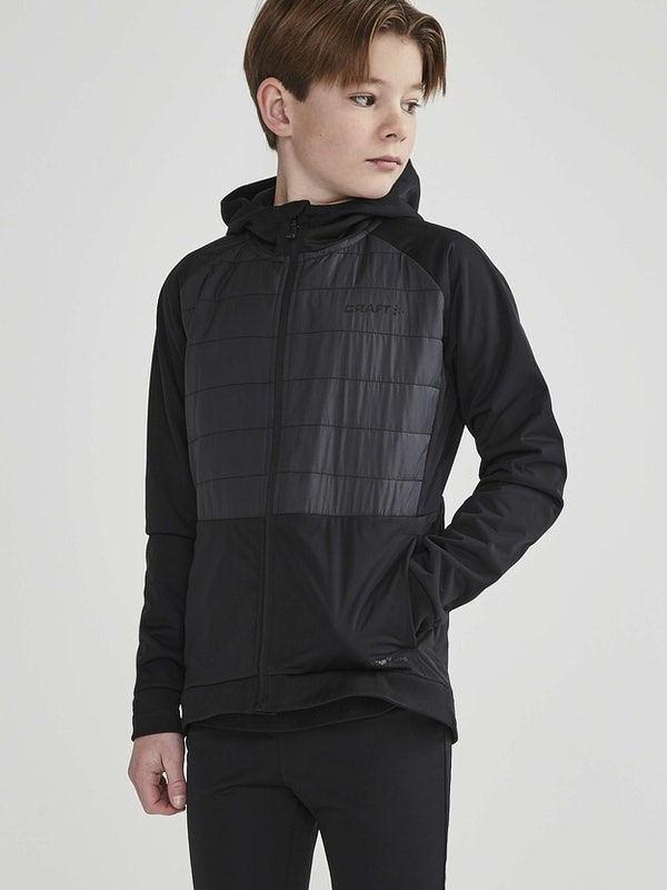 ADV Thermal XC Hood Jacket Jr