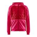 ADV Thermal XC Hood Jacket Jr - Red
