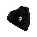 Core Rib Knit Hat - Marinblå
