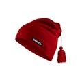 Core Classic Knit Hat - Röd