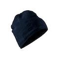 Core Six Dots Knit Hat - Marinblå