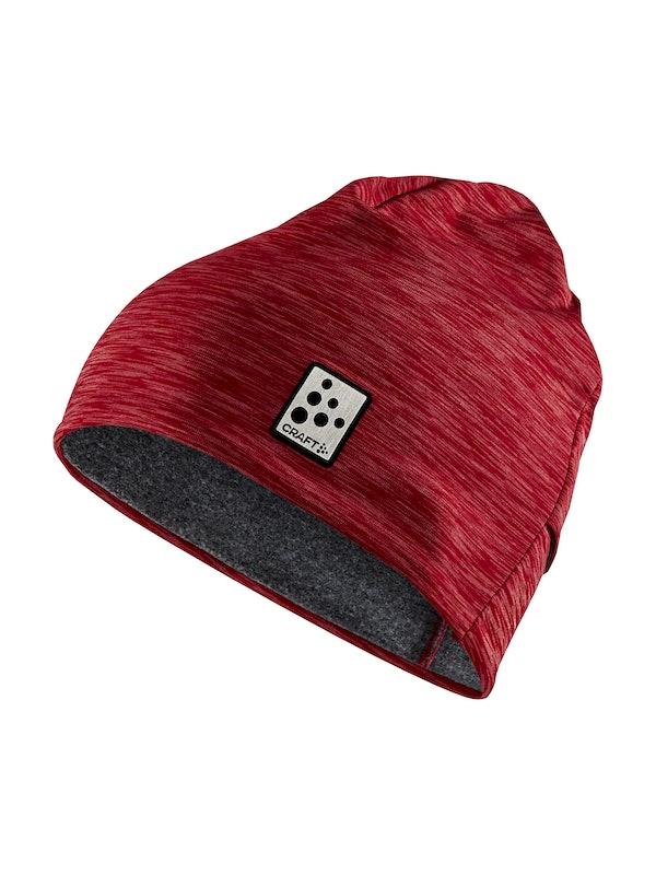 Microfleece ponytail Hat